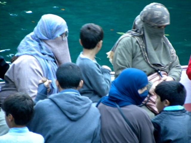Arabskie turystki